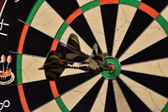 Darts in Branson MO